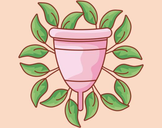 Por qué la copa menstrual es lo más y cómo se usa