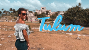 Flor Gaona, Ruinas Mayas, México, Travel, Viajes, Tulum, Sitocorock, YouTube