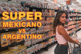 Nuevo video: supermercado mexicano vs. argentino