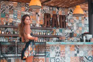 Flor Gaona, Sitocorock, Live Aqua, Playa del Carmen, Zaful