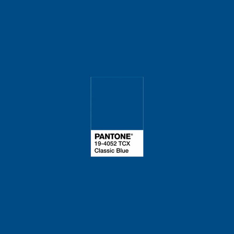 Para calmarse: cuál es el  color Pantone del 2020